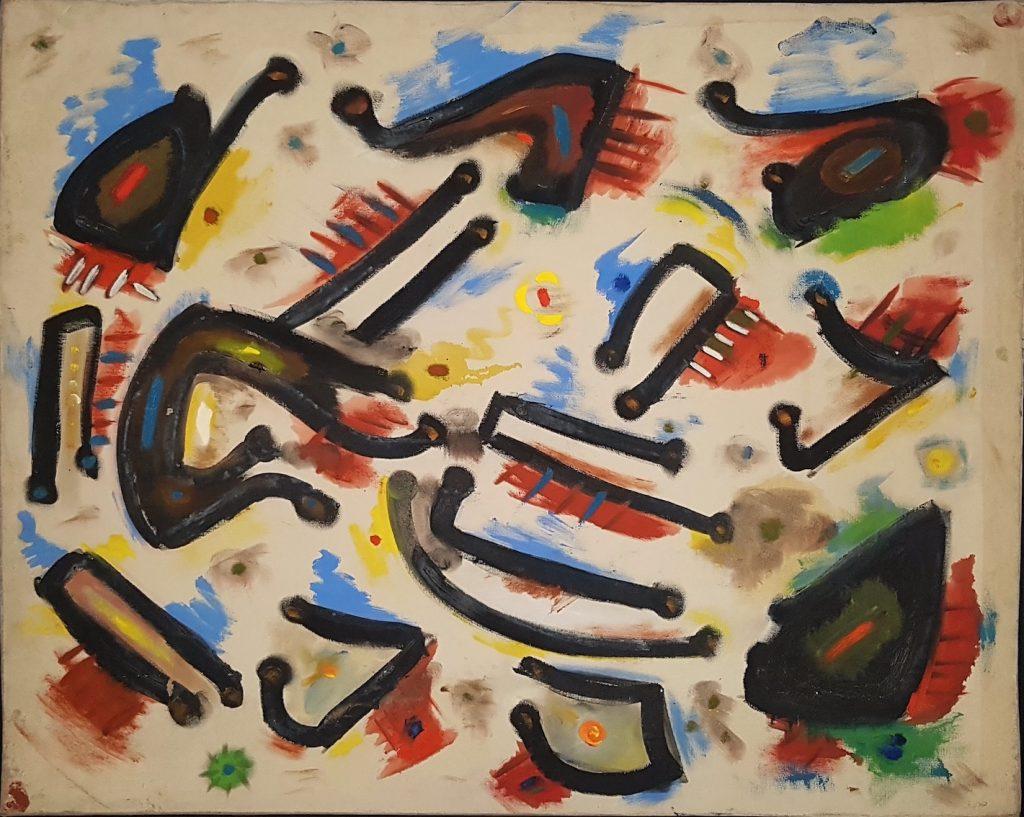 Henri-Jean Closon, Sans titre, 73 x 91 cm, 1938