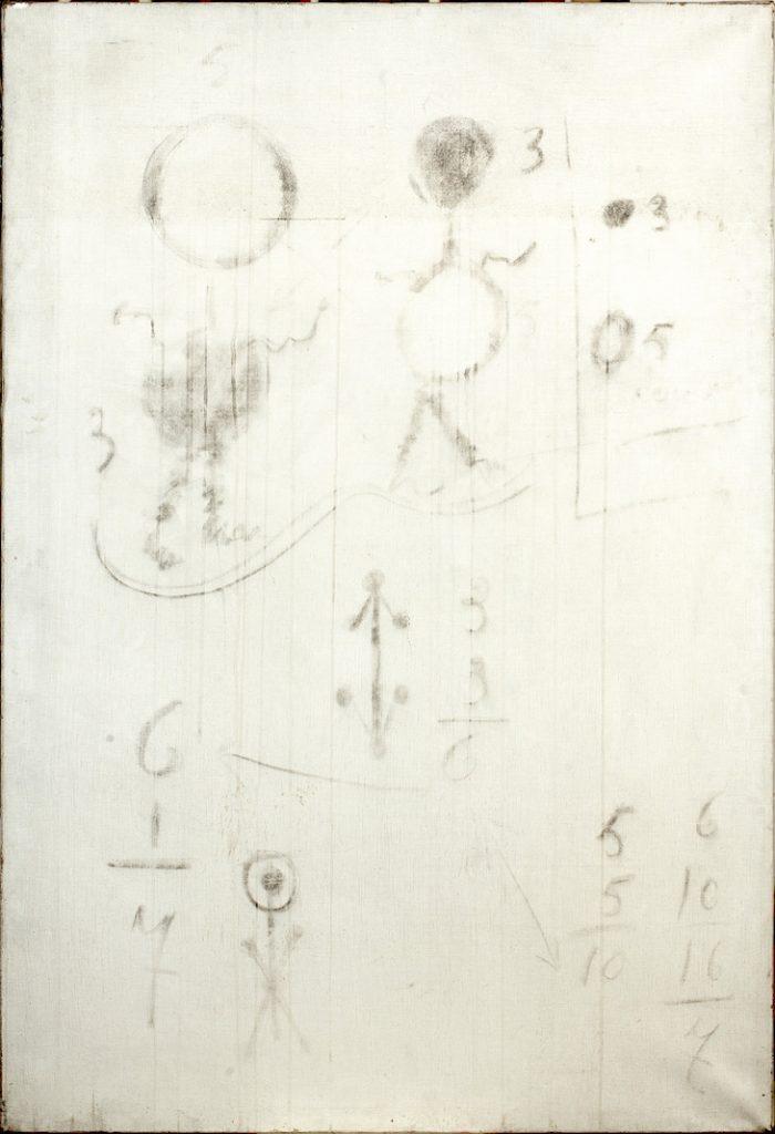 Henri-Jean Closon, Etude, huile sur toile, 130 x 88,5 cm