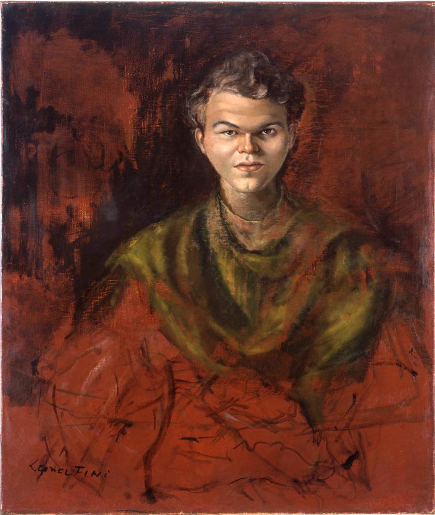 Héliogabale, 1940, huile sur toile, 55 x 46 cm,