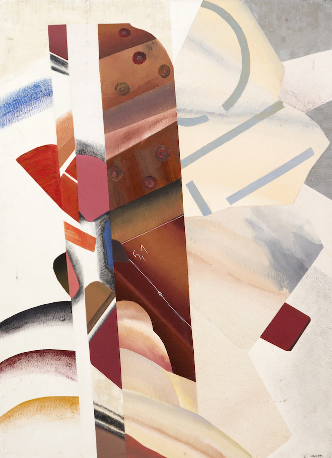 Pourquoi pas, 1990, huile sur toile, 107 x 80 cm
