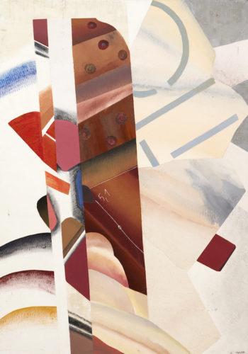 Hugon - Pourquoi pas - Huile sur toile - 1990 - 107 x 80 cm