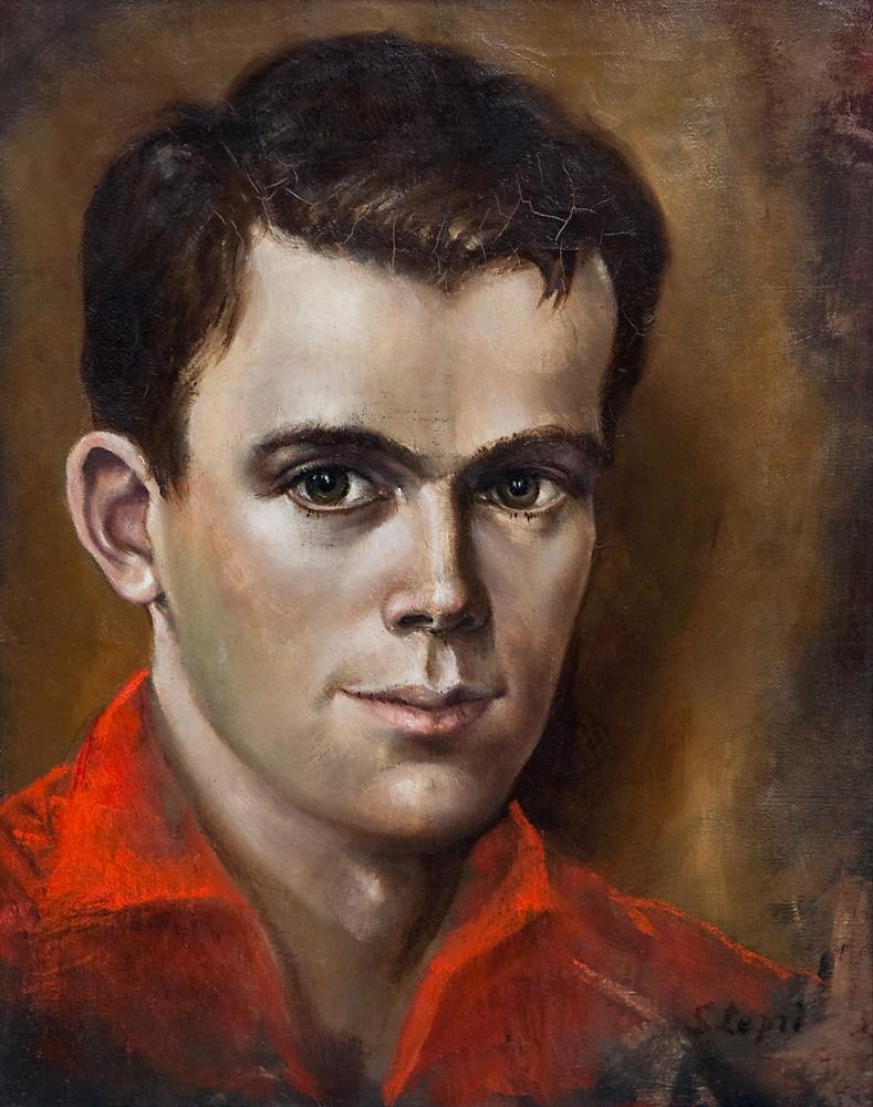 L'Homme à la Chemise Rouge